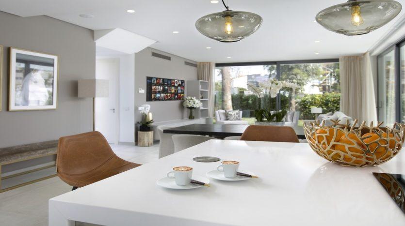 New Villas Under Construction in Atalaya, Estepona