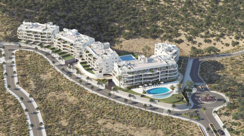 Luxury Apartment Development in Fuengirola