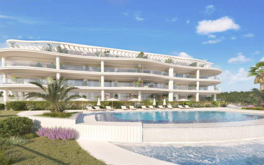 Luxury Apartment Development in Fuengirola
