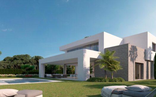 Exclusive Off-plan Villas of Modern Style in La Cala de Mijas