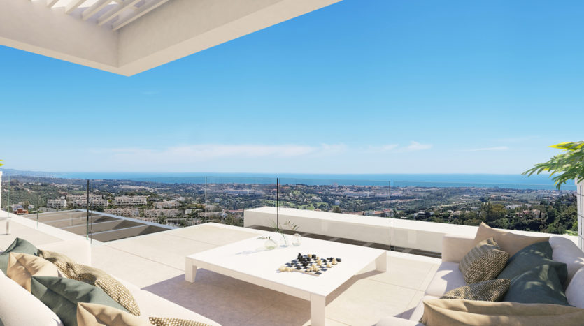 4 Bedroom Penthouse For Sale Benahavís, Marbella