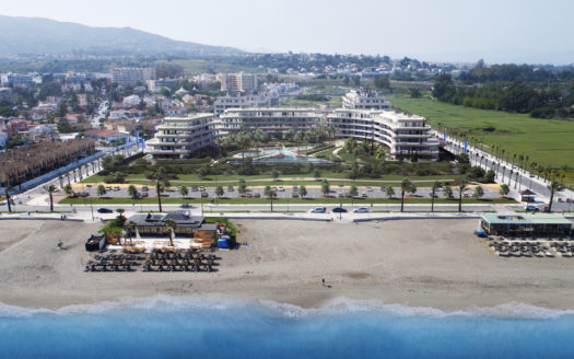 Beachfront Apartments For Sale Playamar, Malaga