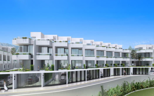 3 Bedroom Town Homes For Sale Fuengirola - Spainproperty.es