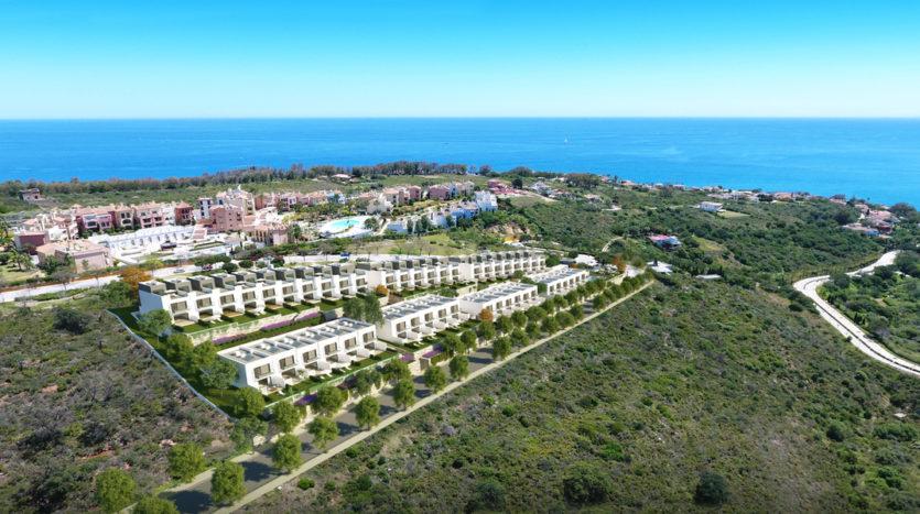 Town Homes For Sale Bahia de las Roca Estepona - Spainproperty.es