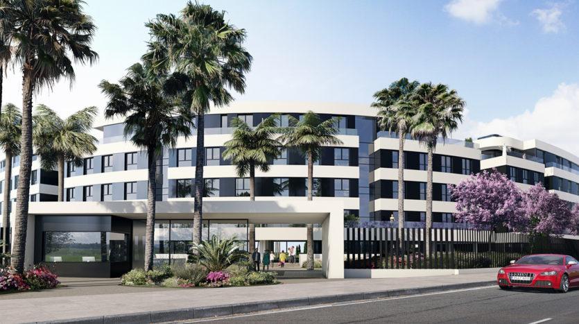 Beachfront Apartments For Sale Playamar, Malaga