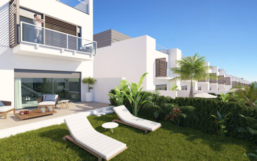 Town Homes For Sale Bahia de las Roca Estepona - Spainproperty.es
