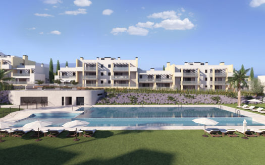 Apartments with Spectacular Views Estepona