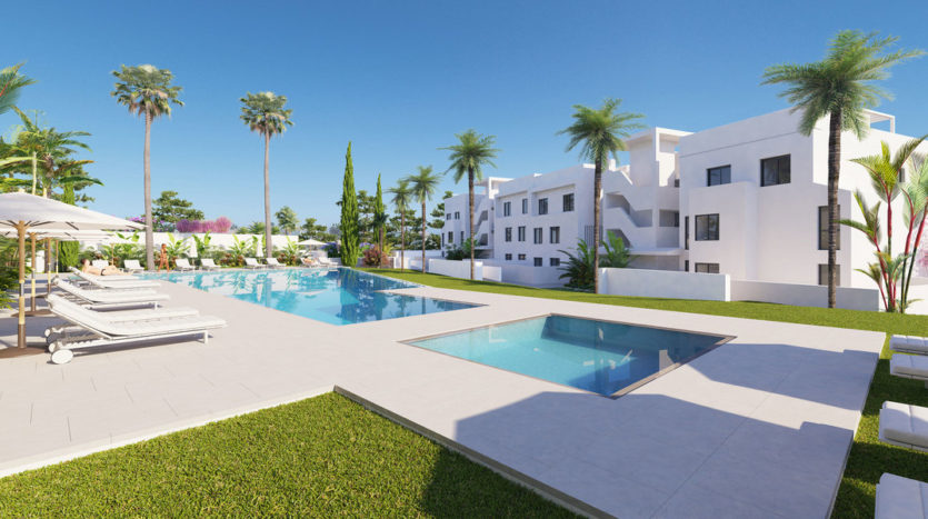 Apartments for sale in Estepona - Spainproperty.es