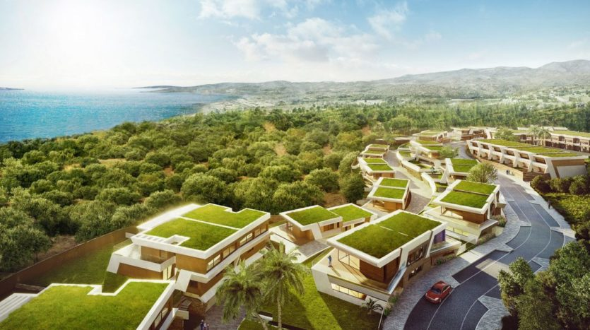 Resort Style Villa Estate at Golf Club in Mijas